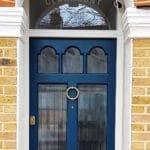 Edwardian Timber Front Door