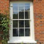 Hardwood Georgian Sash Window