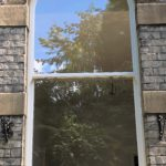 Arched Timber Sash Window
