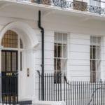 Timber Sash Windows in Harley Street, Mayfair, London